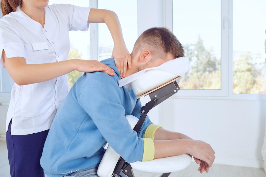 Massage en entreprise (1)